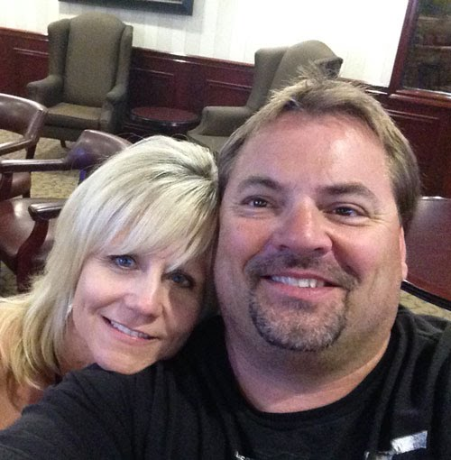 Bob and Christi Browning